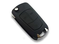 Opel - Opel Astra H - Zafira B 2 Button Remote Key (Original) (433 MHz, ID46)