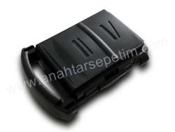 Opel - Opel Corsa C - Combo B - Meriva A 2 Buttons Remote Set (Original) (GM 9115103, 433 MHz)