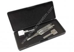 Opel Hu100 Z Profile 2in1 Lock Pick Tools Lishi