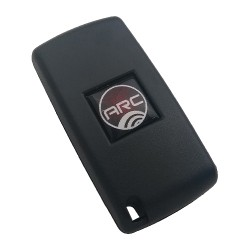 Peugeot 407 3 Buttons Old Type (AfterMarket) (433 MHz) - Thumbnail
