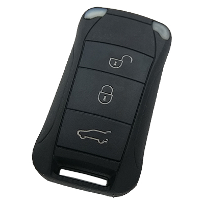 Porsche Cayenne 3 On Flip Remote Key Aftermarket 433 Mhz Pcf7946