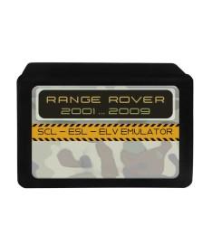 GOLD - Range Rover Emulator