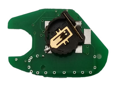 Renault 2 Buttons Repairment Board