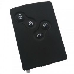 Ren - Ren Clio 4, Captur, Symbol Smart Card (Original) (433 MHz)
