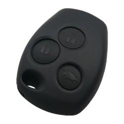 Ren - Ren Clio3 Dacia Dokker 3 Buttons Remote Key (HU179 or VA2 Key Blade) (Board is Original) (433 MHz, ID47)