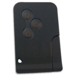 Ren - Ren Megane 2, Scenic - 3 Button Smart Card (AfterMarket) (433 MHz, PCF7947) (No Logo)