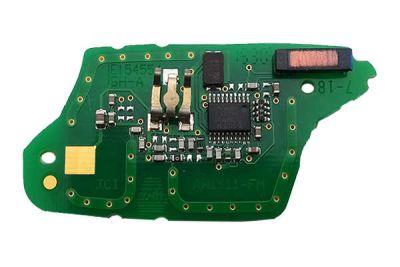 Renault Megane3 - Fluence 3 Buttons Remote Board (Original) (433 MHz)