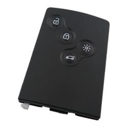 Renault - Renault MeganeIII/Fluence Smart Card (Original) (433 MHz)