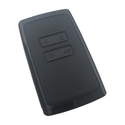 Renault - Renault Megane4 Talisman Espace Smart Card 433Mhz PCF7953M HITAG AES 4A Transponder Black