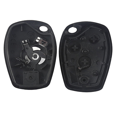 Renault Trafic 3 Buttons Key Shell
