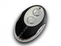 - Face to face remote control 2 buttons 433 Mhz