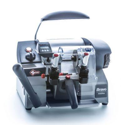 Silca Bravo Maxima Key Cutting Machine D832440ZB