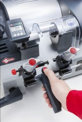 Silca Bravo Maxima Key Cutting Machine D832440ZB - Thumbnail