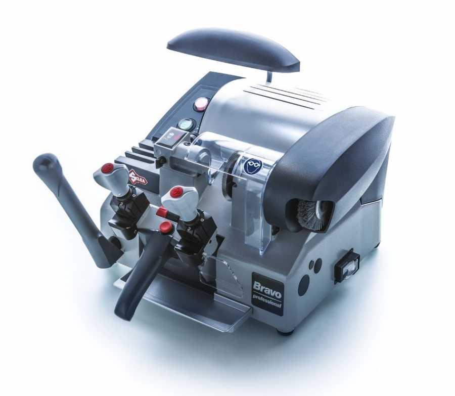 Silca Bravo Professional Ii Manual Key Machine D832450zb