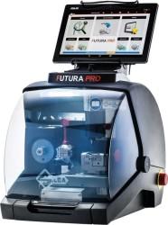 Silca FUTURA PRO Laser Automatic CNC key Cutting machine - Thumbnail