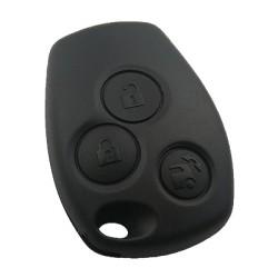 Smart - Smart 3 Button Remote Key (ID47, 433 Mhz, Original)