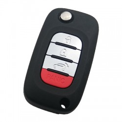 Smart - Smart 4 Buttons Remote Key (433 Mhz, ID47, Original)