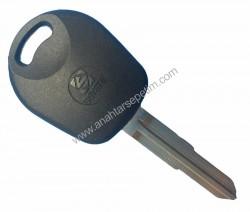 Ssangyong - Ssangyong Silca Transponder Key