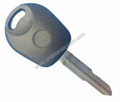Ssangyong Silca Transponder Key