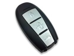 Suzuki - Suzuki 3 Buttons Smart Card without TP (AfterMarket) (434MHz)