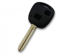 Toyota - Toyota 2 Buttons Key Shell (TOY43)