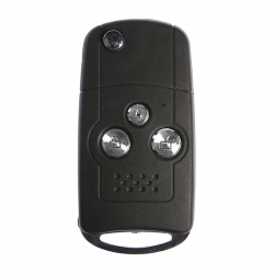 Toyota 3 Buttons Modified Flip Key Shell - Thumbnail
