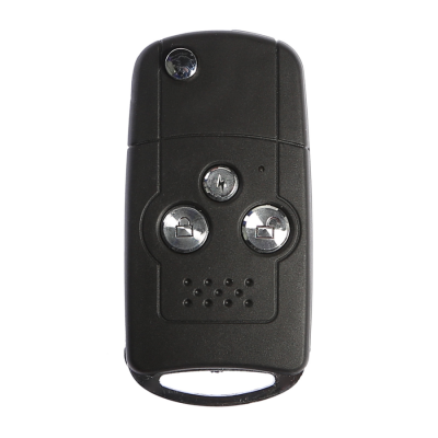 Toyota 3 Buttons Modified Flip Key Shell