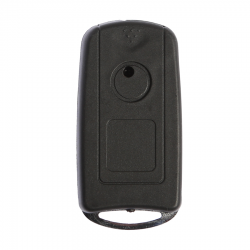 Toyota 3 Buttons Modified Flip Key Shell - Thumbnail