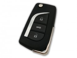Toyota - TOYOTA 3 Buttons Key Shell New Type