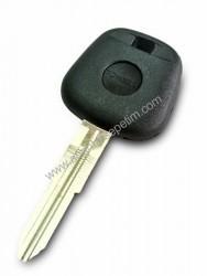 Toyota - Toyota Silca Transponder Key