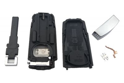 Volksvagen Passat 3 Buttons Smart card Shell