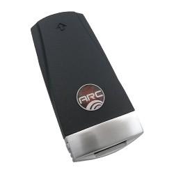 Volksvagen Passat 3 Buttons Smart card Shell - Thumbnail