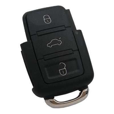 Volkswagen 3 Button Remote Set (AfterMarket) (1J0 759 753AH, 433 MHz)
