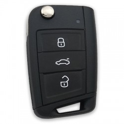 Volkswagen Golf7 FFB Remote Key (315MHZ; 5G0 959 753 BF, Original) - Thumbnail