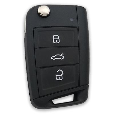 Volkswagen Golf7 FFB Remote Key (315MHZ; 5G0 959 753 BF, Original)