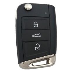 Volkswagen - Volkswagen Golf7 Kessy Remote Key (315MHZ; 5G0 959 753 BH, Original)