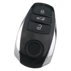 Volkswagen - Volkswagen Touareg 3 Buttons Smart Remote (Original) (868MHZ, PCF7945AC)