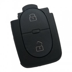 Volkswagen - Volkswagen 2 Button Remote Set (AfterMarket) (1J0 759 753A, 433 MHz)