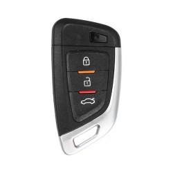 Xhorse Smart Remote Key 3 Buttons Bmw Type XSKF01EN - Thumbnail