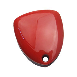 Xhorse VVDI Key Tool VVDI2 Ferrari Wire Remote Key 3 Button Red XKFE00EN - Thumbnail