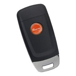 Xhorse VVDI Key Tool Wire Flip Remote Audi Type 3+1 Button XKAU02EN - Thumbnail
