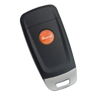 Xhorse VVDI Key Tool Wireless Flip Remote Audi Type 3+1 Button XNAU02EN